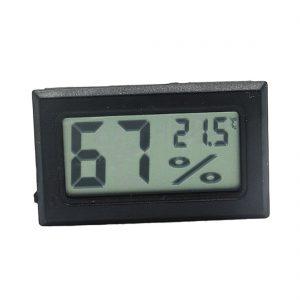 Hő és páramérők, termosztátok