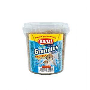 Panzi Granules, Szemcsés díszhaltáp