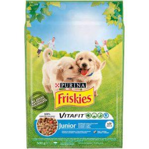Friskies száraz kutya 500g - Junior