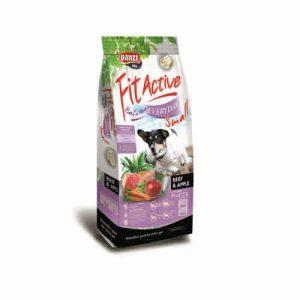 Panzi FitActive Everyday Small Adult (marha,alma) száraztáp - Kistestű felnőtt kutyák részére (4kg)