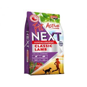 Panzi FitActive Next Classic Lamb Adult (hal,bárány) száraztáp - Ételallergiás, felnőtt kutyák részére (3kg)